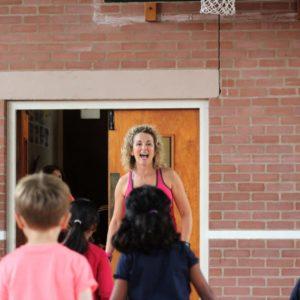 children dance fun